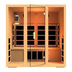JNH Lifestyles - Joyous 4 Person Far Infrared Sauna - Saunas
