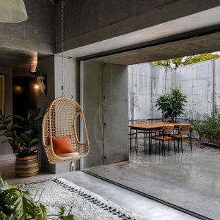 Идея дизайна: коридор в стиле лофт