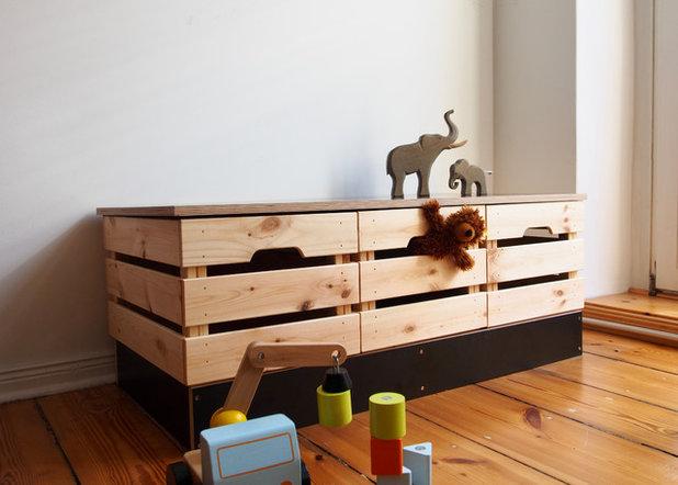 sitzbank mit stauraum aus ikea kisten der hack. Black Bedroom Furniture Sets. Home Design Ideas