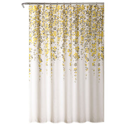 Contemporary Shower Curtains by Lush Decor