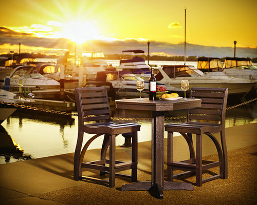 Outdoor Furniture - Outdoor Pub And Bistro Sets