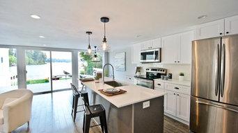 Goodwin lake kitchen remodel