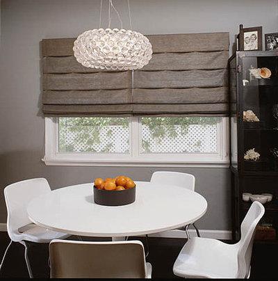 Contemporary Dining Room by Sarah Barnard Design