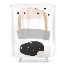 Kes, Keinussa Shower Curtain