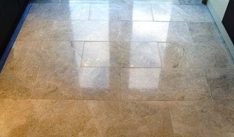 Polishing Marble Tiles in Kendal