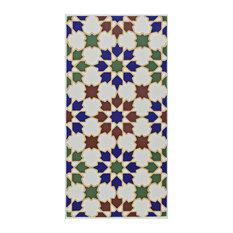 "5.5""x11"" Dawson Ceramic Wall Tiles, Arahal"