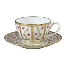 Bernardaud Roseraie Tea Cup