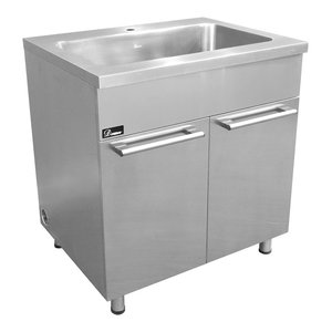 "Dawn SSC3636 36"" Stainless Steel Sink Cabinet"