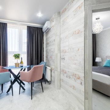 Квартира на краткосрочную аренду. Краснодар