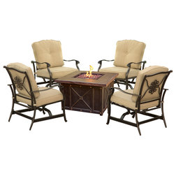 Cute Transitional Outdoor Lounge Sets by Almo Fulfillment Services