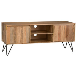 Industrial Entertainment Centers And Tv Stands by Simpli Home (UK) Ltd