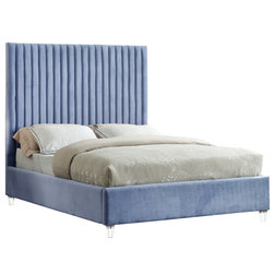Contemporary Platform Beds by Meridian Furniture
