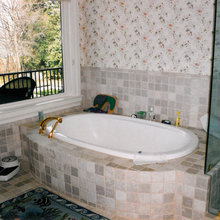 Before and After: Ladies' Master Bath Transformation