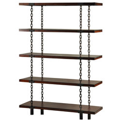 Industrial Bookcases by StyleCraft