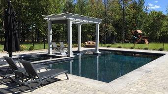 Custom Gunite Swimming Pools