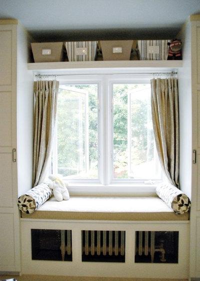 Modern  Window Bench