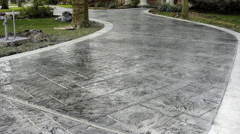 Decorative Concrete in Los Gatos, CA