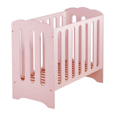 Clouds Infant Cot, Pink