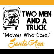 Two Men And A Truck Santa Ana's photo