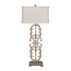 """42"""" Madison Table Lamp by Crestview Collection CVAER1194"""