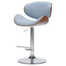 Contemporary Bar Stools And Counter Stools by Simpli Home Ltd.