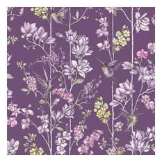Imagination Wallpaper Collection, Plum