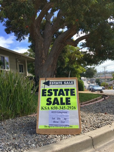 How to Be Estate Sale Savvy