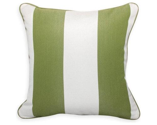 "Colin Cilantro 16"" x 16"" - Inspired Visions Collection - Decorative Pillows"