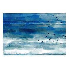 Marmont Hill Inc. - Shirebrook Print on Canvas, 76x51 cm - Fine Art Prints
