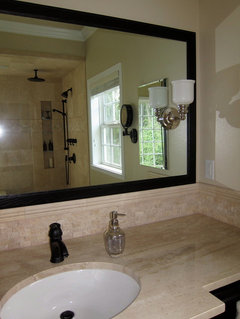 Vanity Mirror Light And Outlet - Bathroom mirror with electrical outlet for bathroom decor ideas