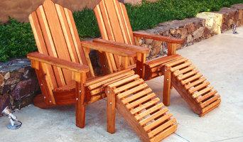 Best Redwood Adirondack Chair