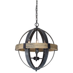 Farmhouse Chandeliers by whoselamp