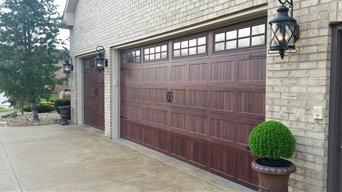 Open Garage Doors