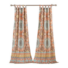 Greenland Olympia Panel Window Curtains, Set of 2