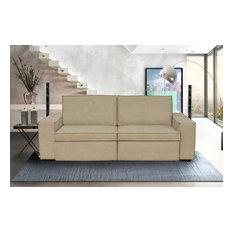 Voga Sofa Retractable Beige