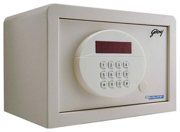 Contemporary Safes by pepperfry.com