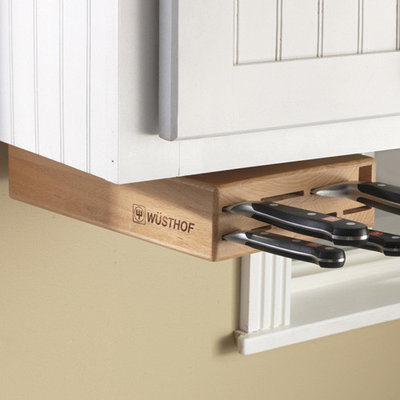 Eclectic Knife Storage by CHEFS