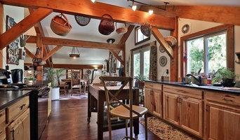 Langley timber frame