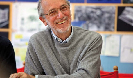 Iconic Architects: Renzo Piano, the Architect Behind The Shard