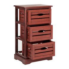 Samara Cabinet Red