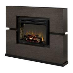 Linwood Electric Fireplace, Realogs Firebox