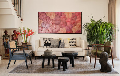 How to Make Your Living Room a Stylish, Sociable Space