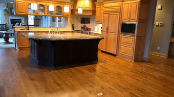 Stain Maple Floor