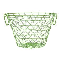 "A&B Home 13""x9"" Leonora Wire Basket"