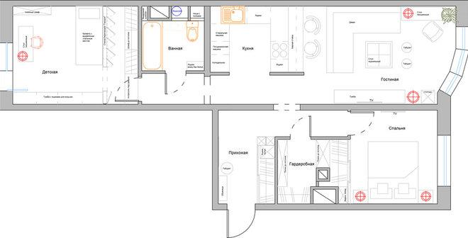Внутренний план by Nadezhda Home
