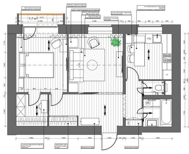Внутренний план by Alien Design