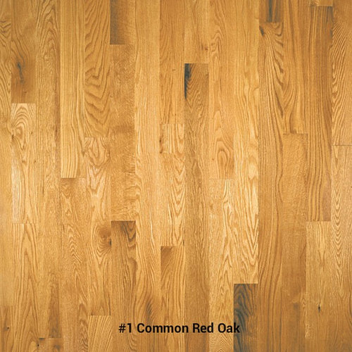Domestic Hardwood Flooring Unfinished