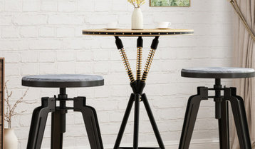 Up to 30% Off Swivel Bar Stools With Free Shipping