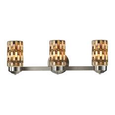 Springdale Kalmia 3-Light Mosaic Vanity Lights