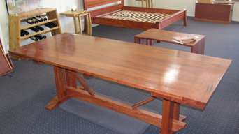 Redgum Dining Table